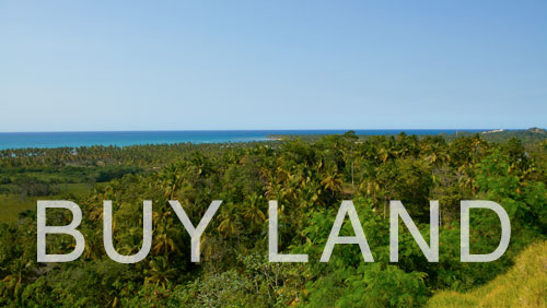 buy land samana las terrenas republica dominicana