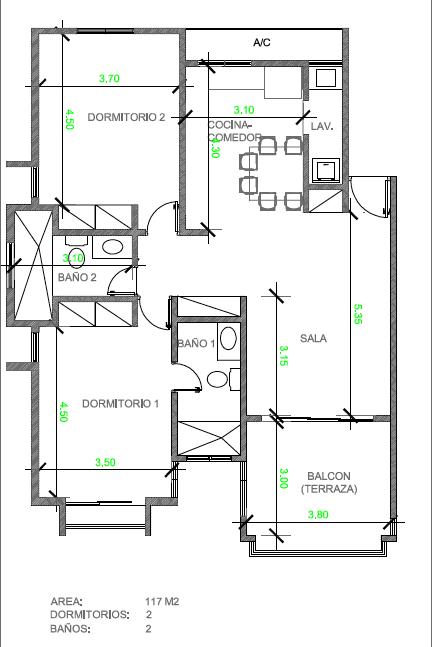 Plot Property / Plano Propiedad