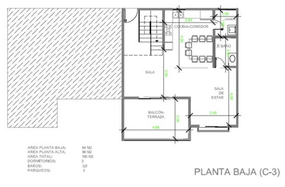Duplex Las Terrenas