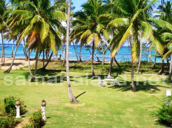 Villa For Sale El Portillo Las Terrenas BeachFront