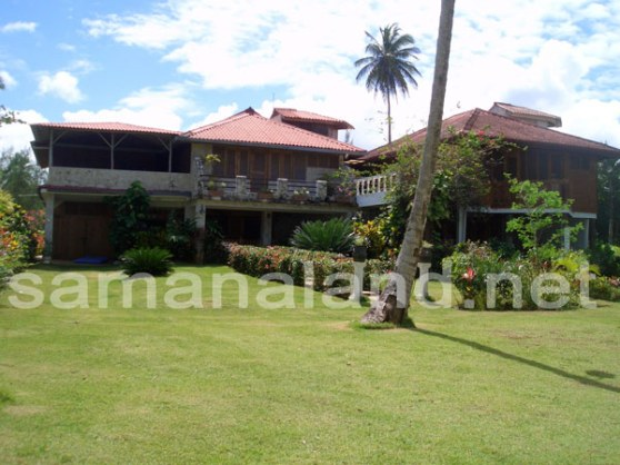 Villa For Sale El Portillo Las Terrenas BeachFront